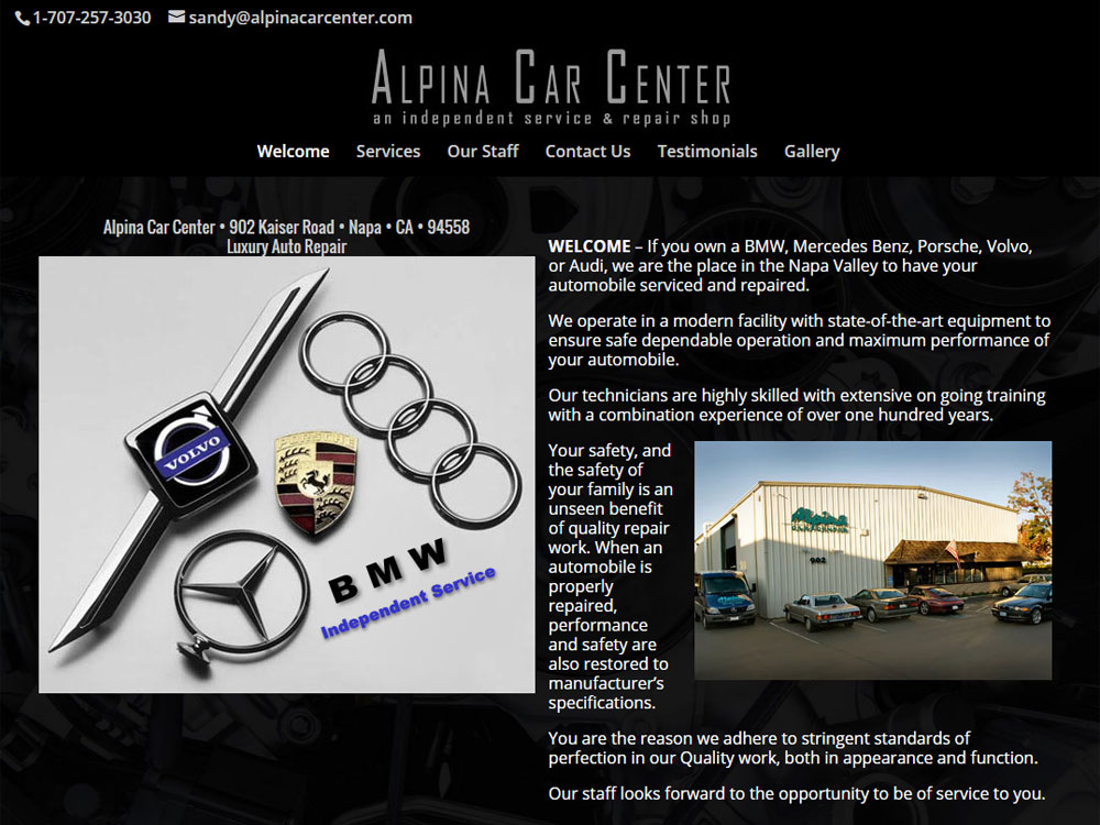 Alpina Car Center