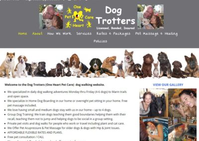 Dog Trotters