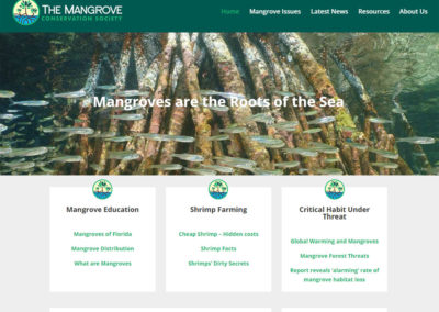 Mangrove Conservation  Society