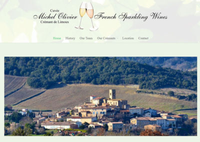 Michele Olivier French Sparkling Wines
