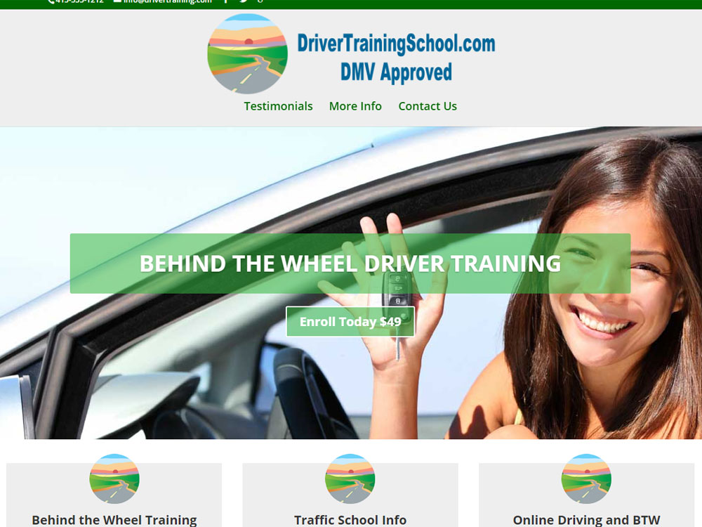 Driver Ed Sample 1