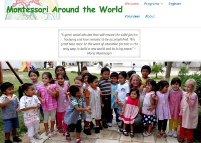 Montessori Around The World